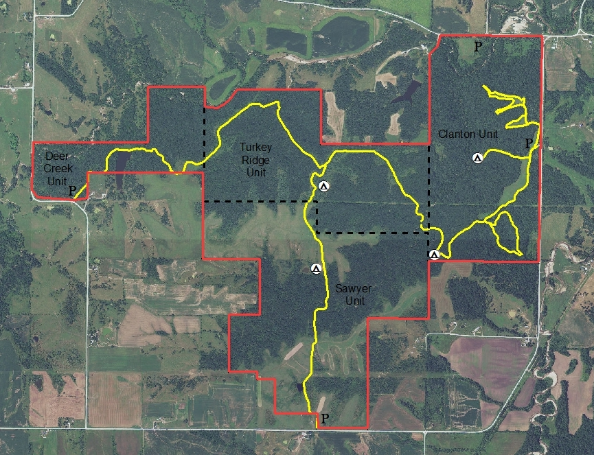 Trails/Park Maps - Madison County Parks on