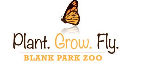 Plant. Grow. Fly. (Blank Park Zoo)