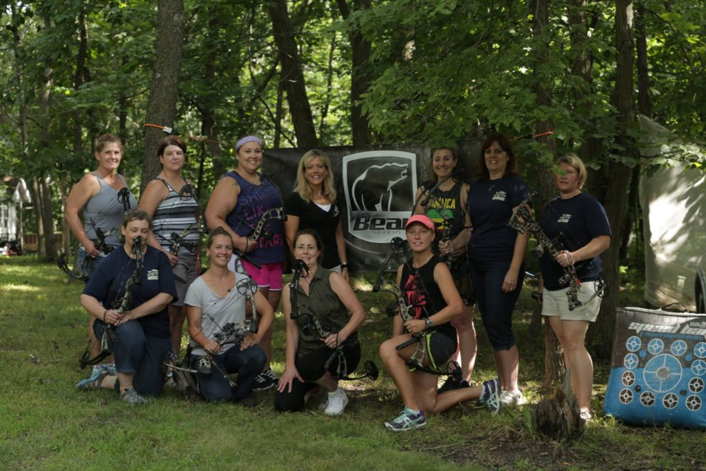 July 14-15, 2017: Women in the Outdoors Weekend